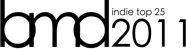 indie musik top 25 2011