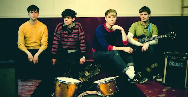 Vind billetter til The Drums i København