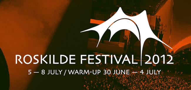 Vind billet til Roskilde Festival 2012